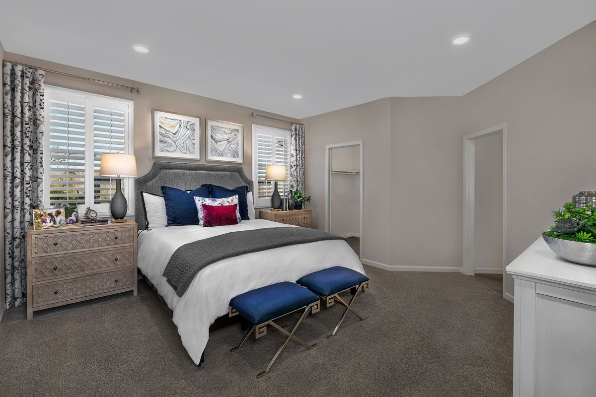 Bedroom featured in the Plan 1925 Modeled By KB Home in Stockton-Lodi, CA