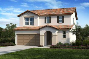 Plan 1591 - Verona at Destinations: Stockton, California - KB Home