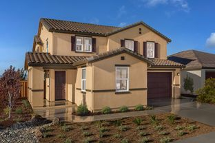Plan 2648 Modeled - Riverchase at Stanford Crossing: Lathrop, California - KB Home