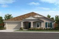 Les Chateaux by KB Home in Modesto California