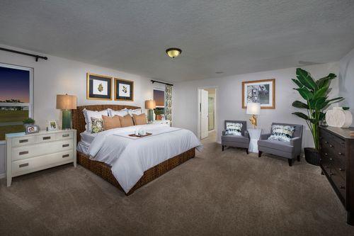 Bedroom-in-Plan 2545 Modeled-at-Stewart Lake Preserve-in-Groveland