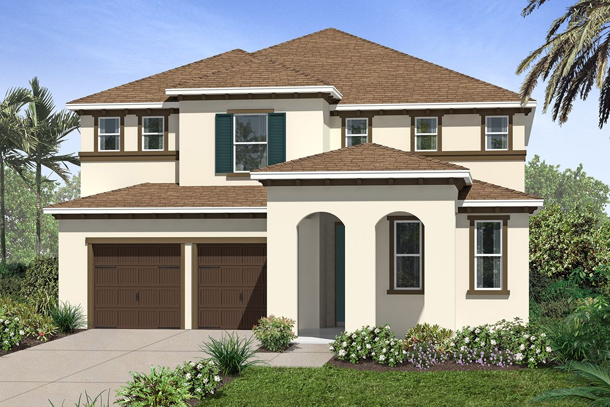 Delicieux Orchard Park By KB Home In Orlando Florida