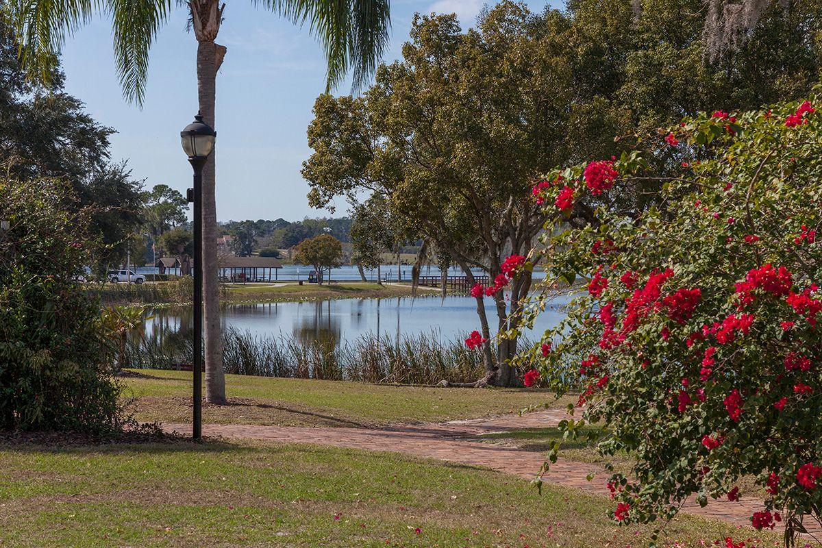 The Gardens At Lake Jackson Ridge in Mascotte, FL, New Homes & Floor ...