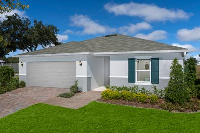 Kb Home New Home Plans In Groveland Fl Newhomesource