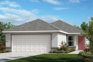 Plan 1346 - Preservation Pointe: Davenport, Florida - KB Home