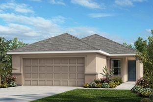 Plan 1637 - Preservation Pointe: Davenport, Florida - KB Home