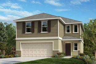 Plan 1908 - Preservation Pointe: Davenport, Florida - KB Home