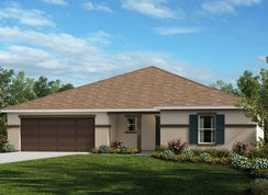 Plan 2178 - The Gardens at Lake Jackson Ridge: Mascotte, Florida - KB Home