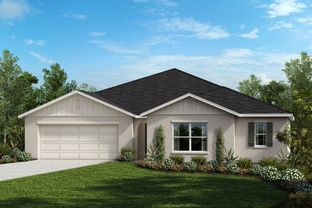 Plan 2342 - The Gardens at Lake Jackson Ridge: Mascotte, Florida - KB Home