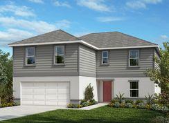 Plan 2545 - The Gardens at Lake Jackson Ridge: Mascotte, Florida - KB Home