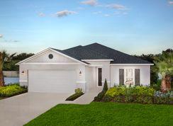 Plan 1760 Modeled - Rivercrest at Narcoossee: Saint Cloud, Florida - KB Home