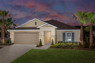 Plan 1760 Modeled - Tivoli Reserve: Davenport, Florida - KB Home