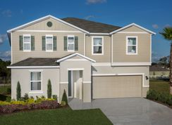 Plan 2566 Modeled - Tivoli Reserve: Davenport, Florida - KB Home