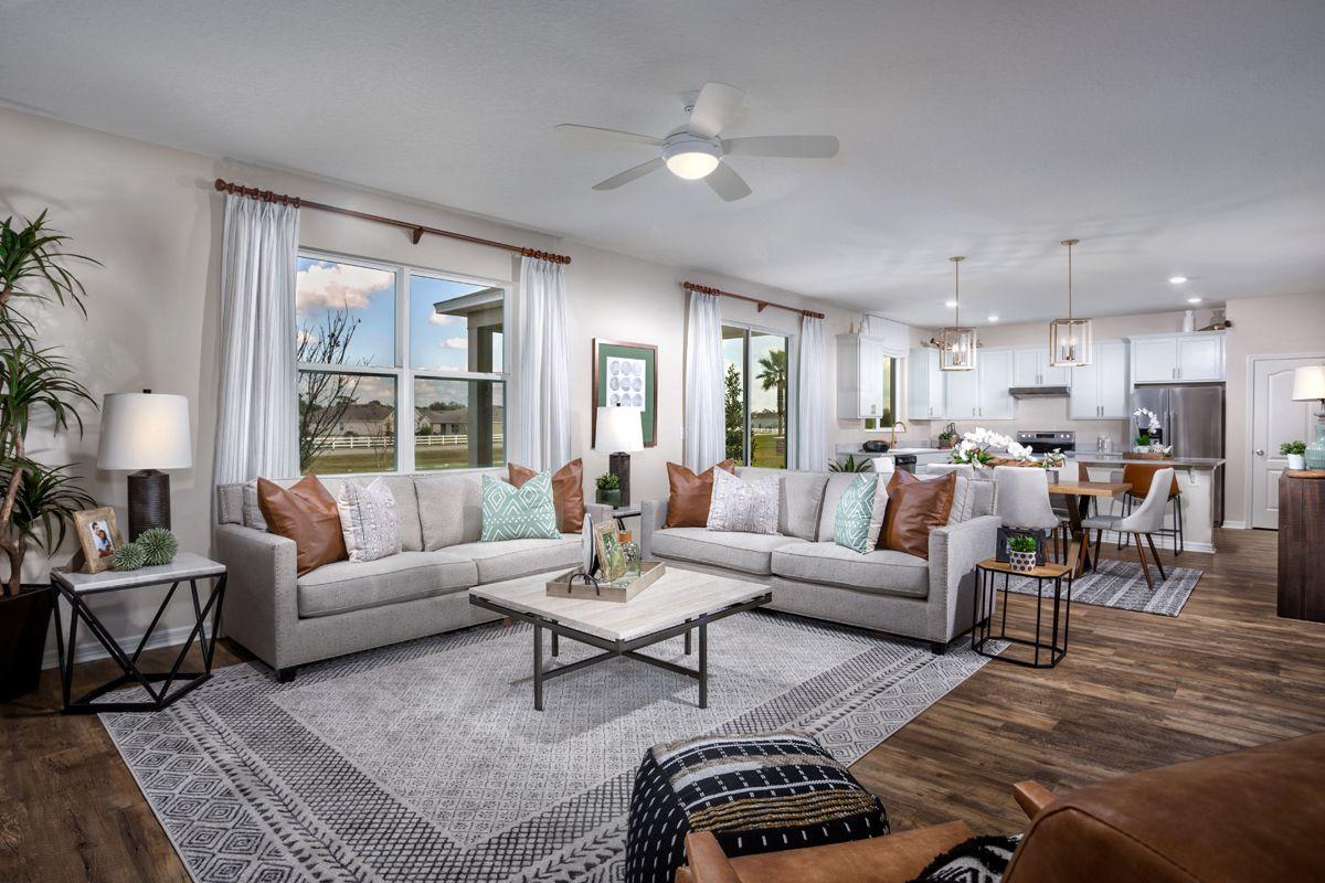 'Tivoli Reserve' by KB Home - Orlando in Lakeland-Winter Haven