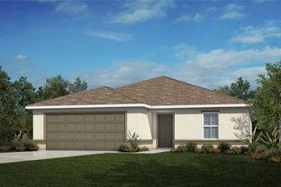 Plan 2333 - Tivoli Reserve: Davenport, Florida - KB Home