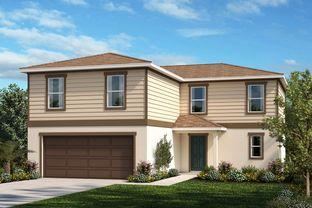 Plan 2384 - Tivoli Reserve: Davenport, Florida - KB Home