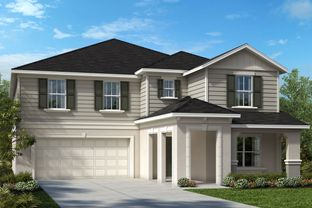 Plan 3530 - Tivoli Reserve: Davenport, Florida - KB Home