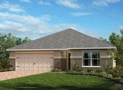 Plan 2168 - Wilson Estates: Groveland, Florida - KB Home