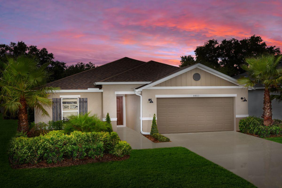 'Casa Bella' by KB Home - Orlando in Orlando