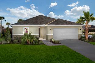 Plan 1707 Modeled - The Reserve at Lake Ridge: Minneola, Florida - KB Home
