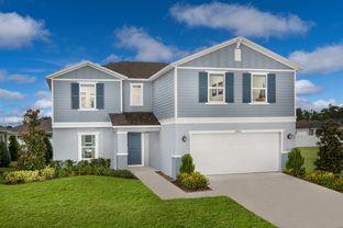 Plan 2545 Modeled - Gramercy Farms: Saint Cloud, Florida - KB Home