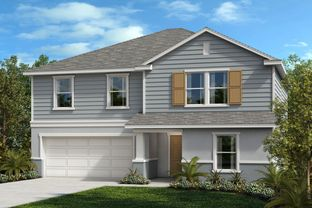 Plan 2566 - Gramercy Farms: Saint Cloud, Florida - KB Home