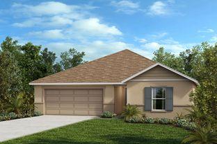 Plan 1541 - The Gardens at Lake Jackson Ridge: Mascotte, Florida - KB Home