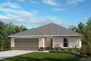 Plan 1989 - Mattie Pointe: Auburndale, Florida - KB Home