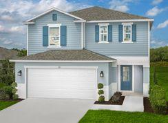 Plan 2107 - Mirabella: Davenport, Florida - KB Home