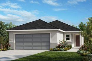 Plan 1501 - Landings at Riverbend: Sanford, Florida - KB Home