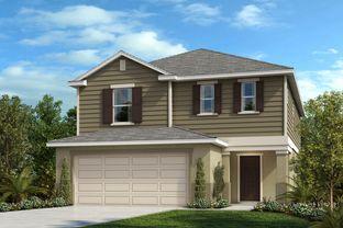 Plan 2107 - Landings at Riverbend: Sanford, Florida - KB Home