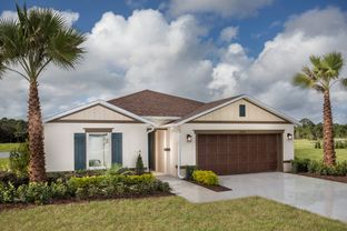 Plan 1989 Modeled - Verona: Titusville, Florida - KB Home