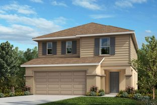 Plan 2107 - Rivercrest at Narcoossee: Saint Cloud, Florida - KB Home