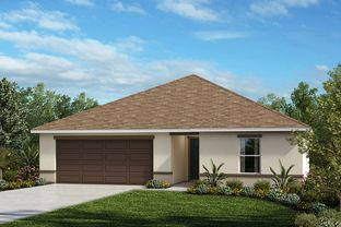 Plan 1286 - Summerlin Groves: Haines City, Florida - KB Home