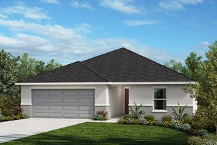 Plan 1707 - Summerlin Groves: Haines City, Florida - KB Home