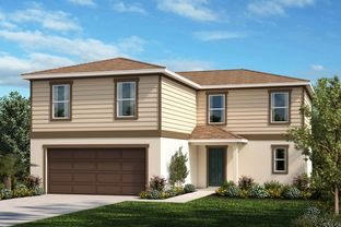 Plan 2384 - Summerlin Groves: Haines City, Florida - KB Home