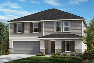Plan 2566 - Summerlin Groves: Haines City, Florida - KB Home