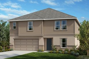 Plan 2716 - Summerlin Groves: Haines City, Florida - KB Home