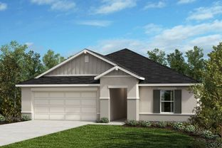 Plan 1707 Modeled - Mattie Pointe: Auburndale, Florida - KB Home