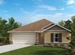 Plan 1541 - Wilson Estates: Groveland, Florida - KB Home
