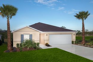 Plan 1541 Modeled - Summerlin Groves: Haines City, Florida - KB Home