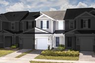 Landings at Riverbend Townhomes by KB Home in Orlando Florida