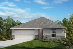 Plan 1541 - The Reserve at Lake Ridge: Minneola, Florida - KB Home