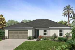 Plan 1839 - The Reserve at Lake Ridge: Minneola, Florida - KB Home