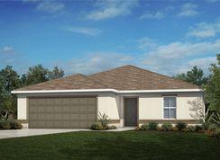 Plan 2333 - The Reserve at Lake Ridge: Minneola, Florida - KB Home