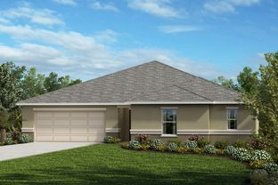 Plan 2342 - The Reserve at Lake Ridge: Minneola, Florida - KB Home