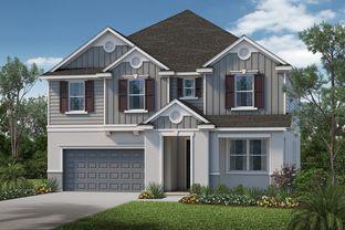 Plan 3203 - The Reserve at Lake Ridge: Minneola, Florida - KB Home