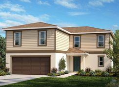 Plan 2384 - Gramercy Farms: Saint Cloud, Florida - KB Home