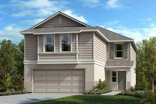 Plan 2544 - Mirabella: Davenport, Florida - KB Home