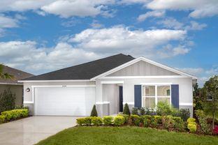 Plan 2168 Modeled - Mattie Pointe: Auburndale, Florida - KB Home